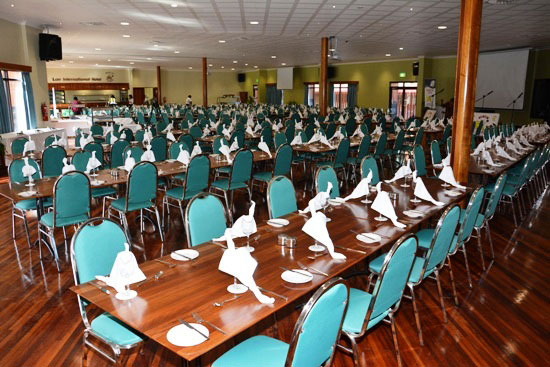 The Lae International Hotel is undoubtedly the Conference and Meetings centre in Lae.